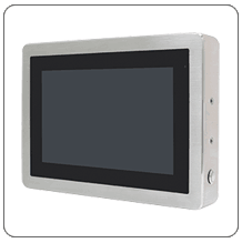 Stainless Steel Display