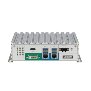 NISE 106-N3160 : Intel® Celeron® Processor N3160 Quad Core Fanless System