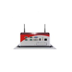 ACS-2563 : Intel D2550 Railway EN-50155 Certified Box PC