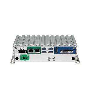 NISE 107 : Intel Atom® x5-E3930 Dual Core Fanless System