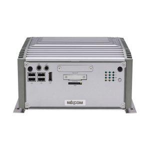 NISE 3900E2/P2/P2E 8th Generation Intel® Core™ i7/i5/i3 LGA Fanless System with Expansion