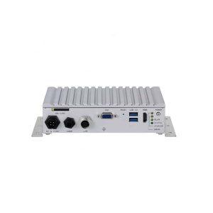 nROK 1020 : Intel Atom® x5-E3930 processor Fanless Railway Computer with EN50155 Conformity